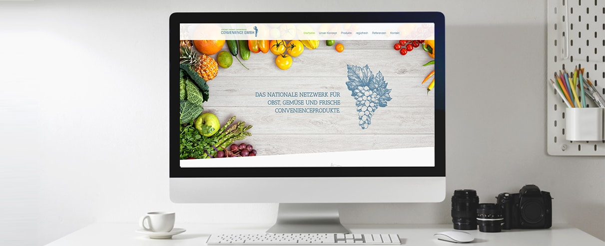 Webdesign-Food