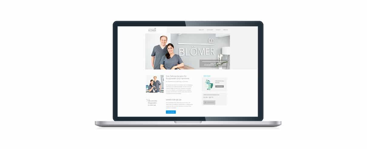 referenzen-website-zahnarzt-design-webdesign-bloemer